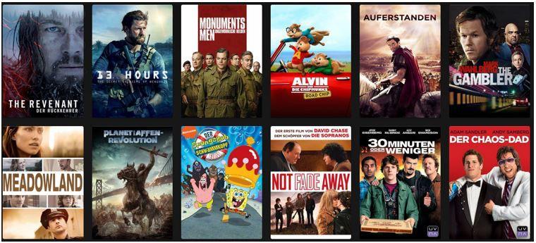 Wauaki Filme 099€ 26.10.2016 Wuaki.tv   HD Filme am Dienstag nach Wahl für je 0,99€