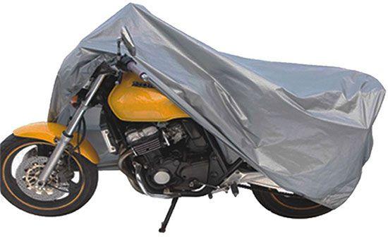 Abdeckplane für Motorrad, Roller & co für ~3,60€