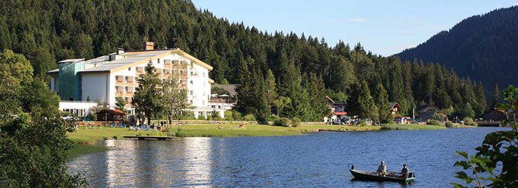 arabella alpenhotel teaser 2 ÜN am Spitzingsee in Bayern inkl. Frühstück, Dinner & Wellness (1 Kind bis 5 kostenlos) ab 139€ p.P.