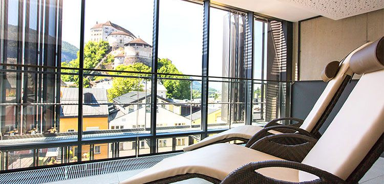 arte hotel kufstein teaser 2 ÜN in Kufstein ink. Frühstück, Spa & Fitness (2 Kinder bis 12 kostenlos) ab 119€ p.P.