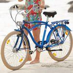 Beachcruiser 26″ Fahrrad mit 3-Gang-Nabenschaltung für 159€ + VSK-frei
