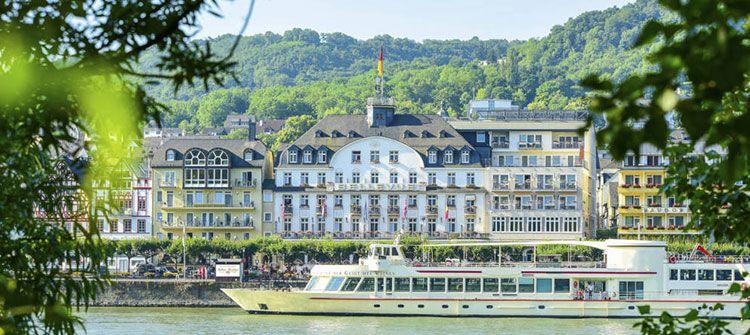 2 ÜN in Mittelrheintal inkl. Frühstück, Pool & Fitness (1 Kind bis 5 kostenlos) ab 109€ p.P.