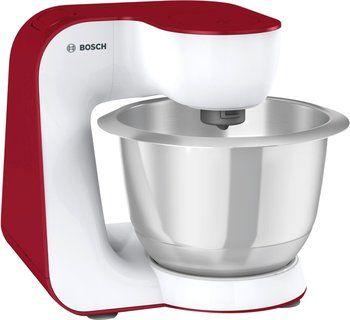 Bosch MUM54R00 Küchenmaschine inkl. Knethaken, Schlag  und Rührbesen für 119,90€ (statt 168€)