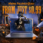 Halloween Sale bei Gearbest – z.B. Pferdemaske ab 8,70€