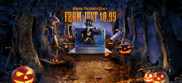 Halloween Sale bei Gearbest   z.B. Pferdemaske ab 8,70€