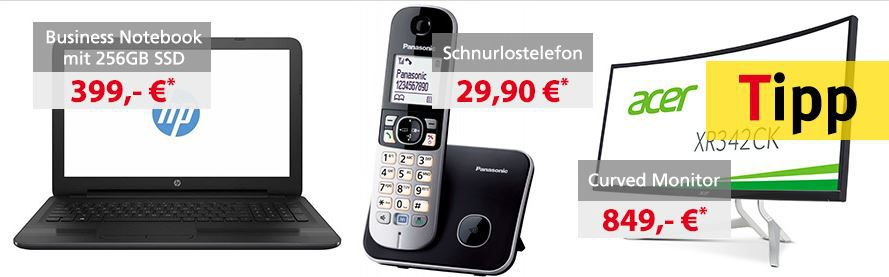comtech Tipp Comtech Comweek Deals – z.B. Lenovo IdeaPad 310   15 Notebook i5 für 555€
