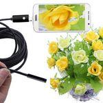 Wasserdichte Endoskop Kamera für Handy & PC für 3,23€