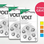 Gratis Hörgerätebatterien – Testen & Bewerten