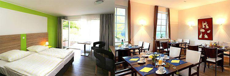 hotel gremmelin zimmer 2 ÜN in Mecklenburg Vorpommern inkl. HP & Sauna ab 99€ p.P.