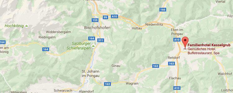 Familienurlaub (bis zu 4 Kinder) mit 2 ÜN im Salzburger Land inkl. 3/4 Verwöhnpension & Wellness ab 169€ p.P.