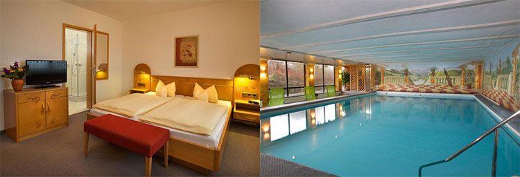 landhotel seeg zimmer 2 ÜN im Ostallgäu inkl. HP, Hallenbad & Sauna (2 Kinder bis 11 kostenlos) ab 98,50€ p.P.