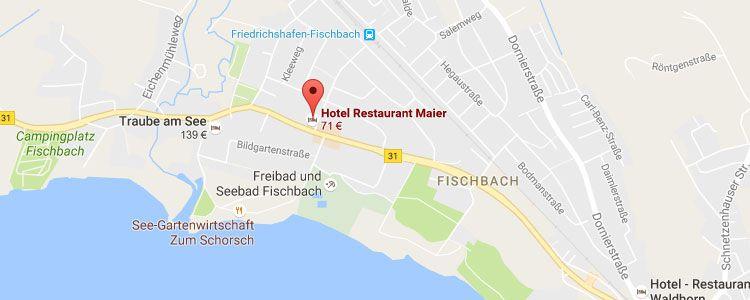2,3 oder 5 ÜN am Bodensee inkl. HP & Sauna ab 99€ p.P.