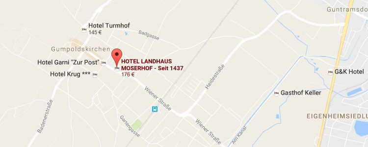 map mosel 2 ÜN in Niederösterreich inkl. Frühstück, Minibar & Wellness ab 159€ p.P.
