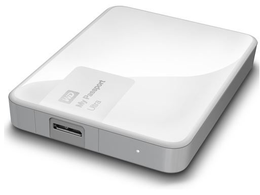 WD My Passport Ultra   externe Festplatte 2TB (2,5 Zoll, USB 3.0 auch Mac OS X) refurb. für 77,95€ (statt 93€)