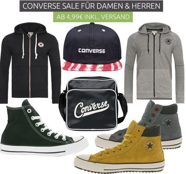 neuer Converse Sale Converse Sale bei Outlet46   z.B. Tasche für 19,99€