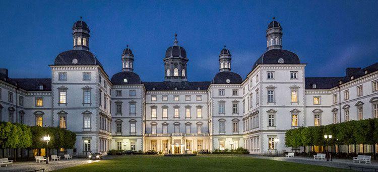 schloss bensberg teaser 2 ÜN in Bergisch Gladbach im 5* Schlosshotel inkl. Frühstück, Dinner, Minibar & Wellness (1 Kind bis 11 kostenlos) ab 199€ p.P.