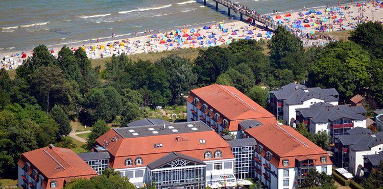 seehotel grossherzog teaser 2 ÜN an der Ostsee inkl. Frühstück, Dinner & Wellness ab 129€ p.P.