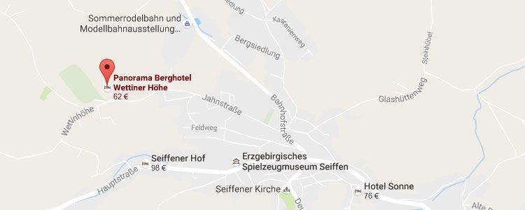 2 ÜN im Erzgebirge inkl. Frühstück, Dinner & Sauna (1 Kind bis 5 kostenlos) ab 69€ p.P.