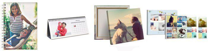 Photobox Sale mit bis  65% Rabatt – z.B. Foto Kalender ca. 10€ uvm.