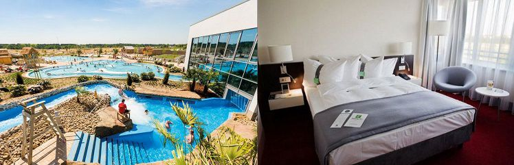 Tropical Islands + Übernachtung 4* Holiday Inn Berlin Airport ab 79€ p.P.