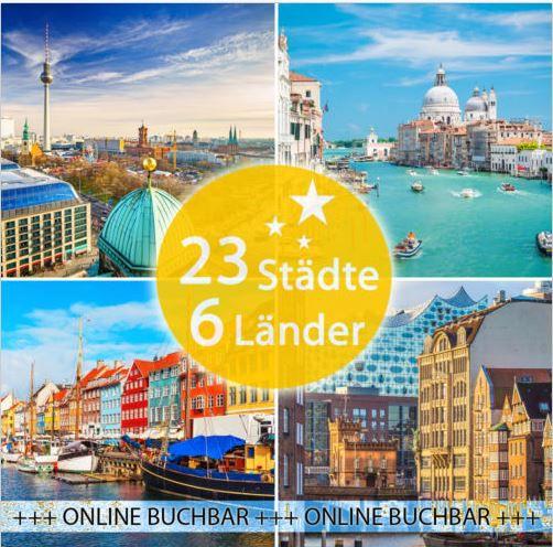 3 Tage Kurzurlaub A&O Hotelgutschein für 2 Personen 3 Tage   23 Städte   6 Länder (opt. 2 Kinder) nur 59€