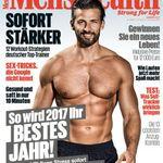 Gratis-Ausgabe Men's Health (digital) – keine Kündigung notwendig