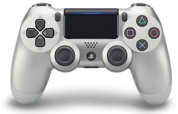 PlayStation 4 DualShock 4 Wireless Controller in Silber für 44,92€ (statt 51€)