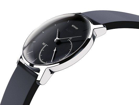 Withings Activité Steel Smartwatch für 74,96€ (statt 130€)