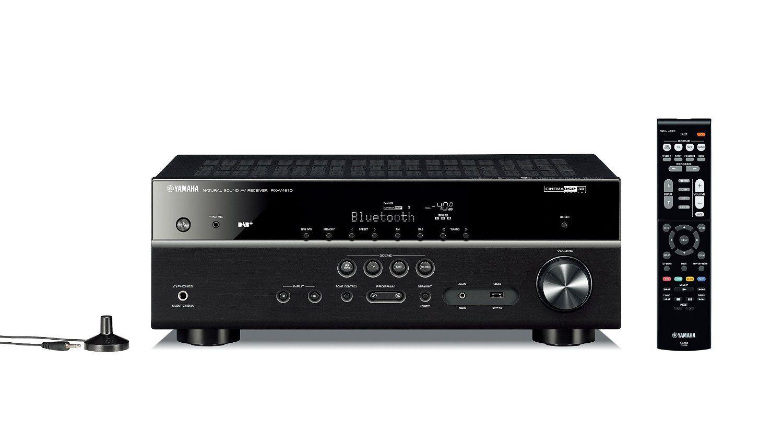 81FA4QnDhEL. SL1500  Yamaha RX V481D AV Receiver für 303,80€ (statt 419€)