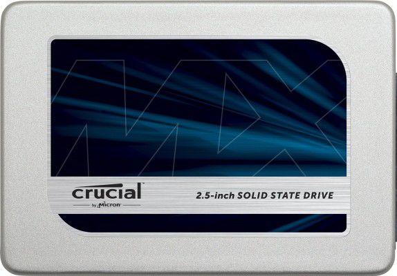 Crucial MX300   interne SSD mit 525GB für 79€ (statt 99€)