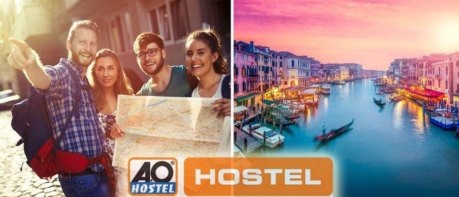 AO A&O   Hotelgutschein:  2 Übernachtungen in A&O Hostels für 29€ p.P.