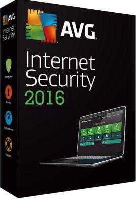 AVG AVG Internet Security 2016 für 6 Monate kostenlos