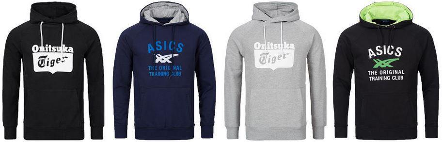 ASICS Graphic Onitsuka Tiger   Herren Hoody für 28,99€