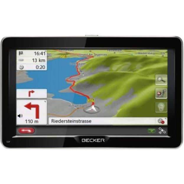 Becker Ready 70   7 Zoll Navi 45 Länder Europa Lifetime Updates (refurbished) für 94,90€