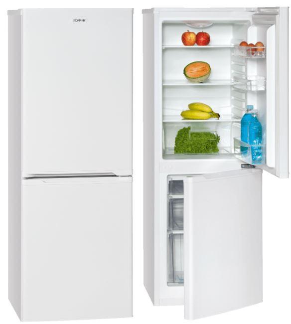BOMANN KG 320   einfache Kühlgefrierkombination für 185€ (statt 234€)