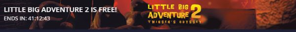 Little Big Adventure 2 (GOG Key) gratis