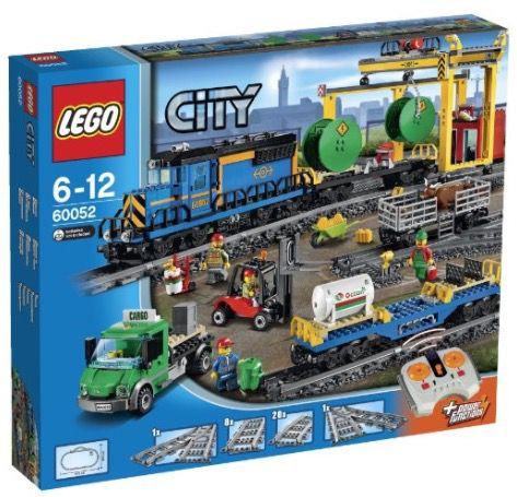 Lego City   Güterzug (60052) für 135,28€ (statt 148€)