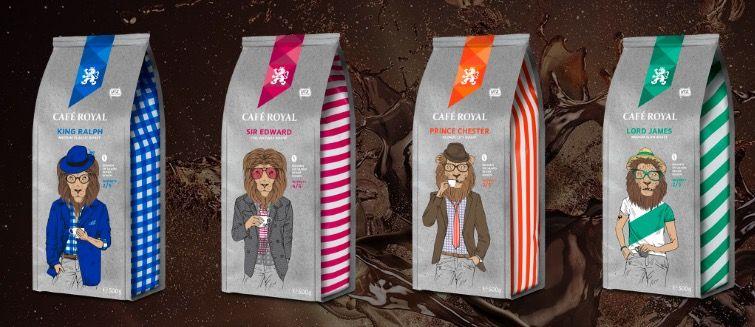 Café Royal mit 30% Rabatt + VSK frei ab 11€