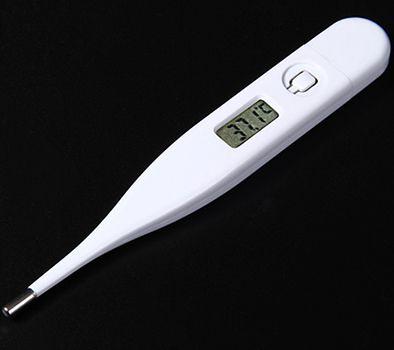 LCD Digital Fieberthermometer für 0,09€