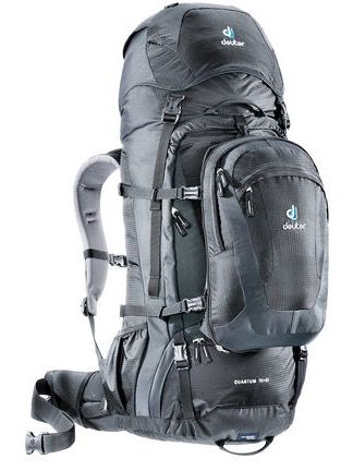 Deuter Quantum 70+10 Reiserucksack + 18L Daypack für 134,93€ (statt 197€)