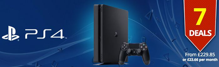 PS4 slim 500GB + Battlefield 1 oder Fifa 17 + Doom für 267,27€ (statt 327€)