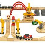 Brio Frachten Set Deluxe Holzeisenbahn für 79,95€ (statt 103€)