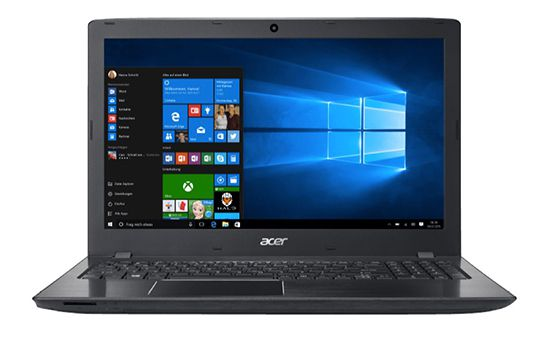 Acer Aspire E15   15,6 Zoll Full HD Notebook mit 256GB SSD ab 499€