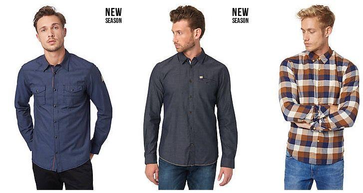 25% auf Kindermode oder 20% auf Hemden & Blusen bei Tom Tailor