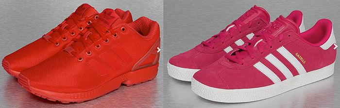 Knaller! 50% auf ausgewählte Mode im DefShop   z.B. adidas Trainerendor in schwarz für 49€ (statt 63€)