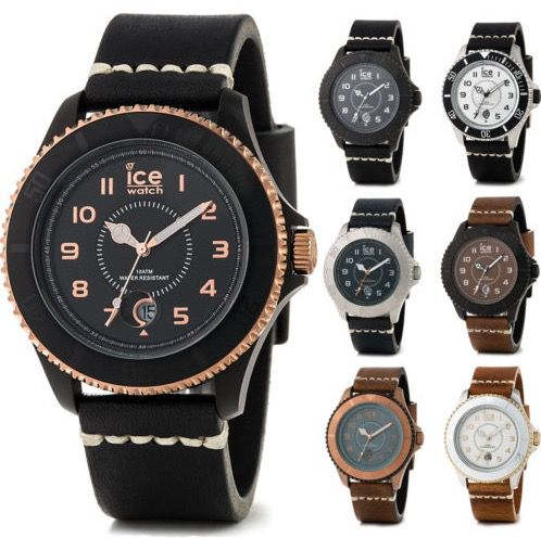 Ice Watch Ice Heritage Big Armbanduhren für je 49,99€ (statt 75€)