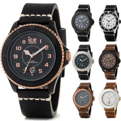 Bildschirmfoto 2016 11 03 um 15.03.15 Ice Watch Ice Heritage Big Armbanduhren für je 49,99€ (statt 75€)