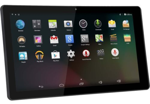 Denver TAQ 10153   10 Zoll Android Tablet für 39,90€ (statt 139€)   B Ware!