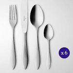 Villeroy & Boch Gläser-, Besteck- & Tellersets bei vente-privee – z.B. 4 Villeroy & Boch Dune Pastateller für 45,99€ (statt 55€)