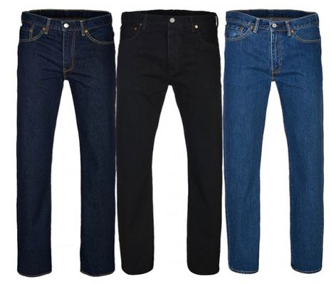 Levis 751 Standard Fit Herren Jeans für 34,99€ (statt 53€)